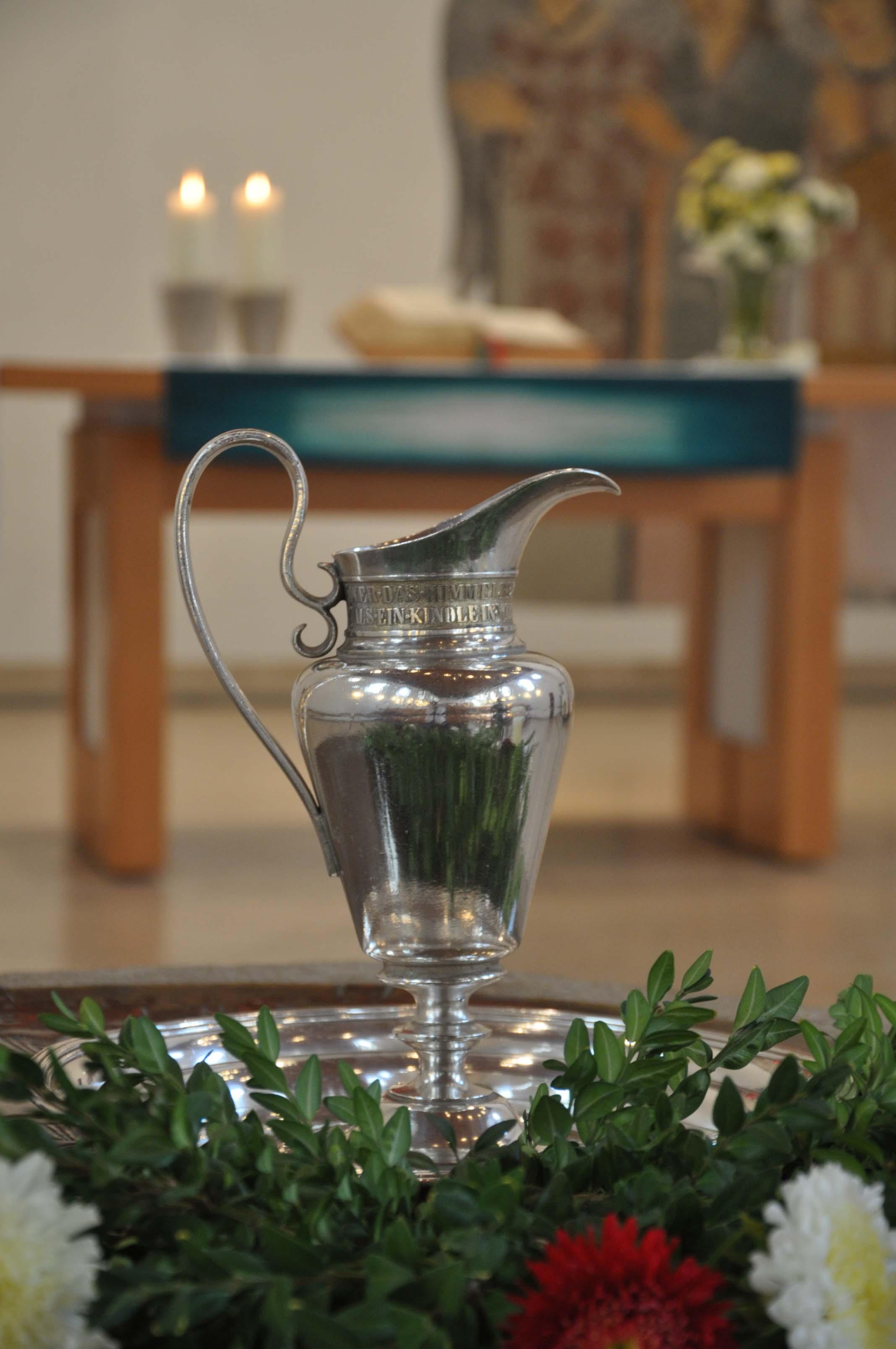 Taufe Evangelische Kirchengemeinde Eningen Unter Achalm